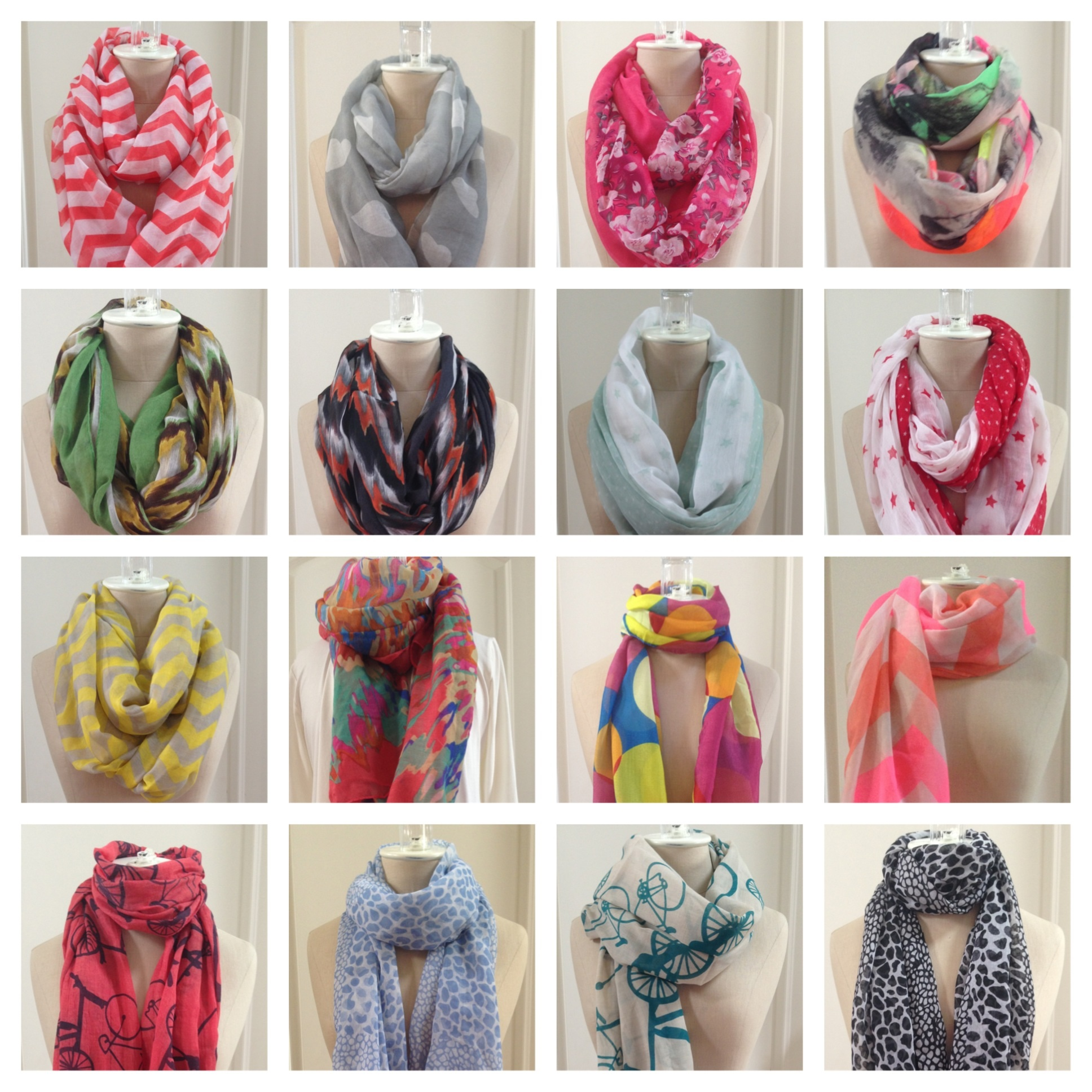 introducing our scarf collection at direct to